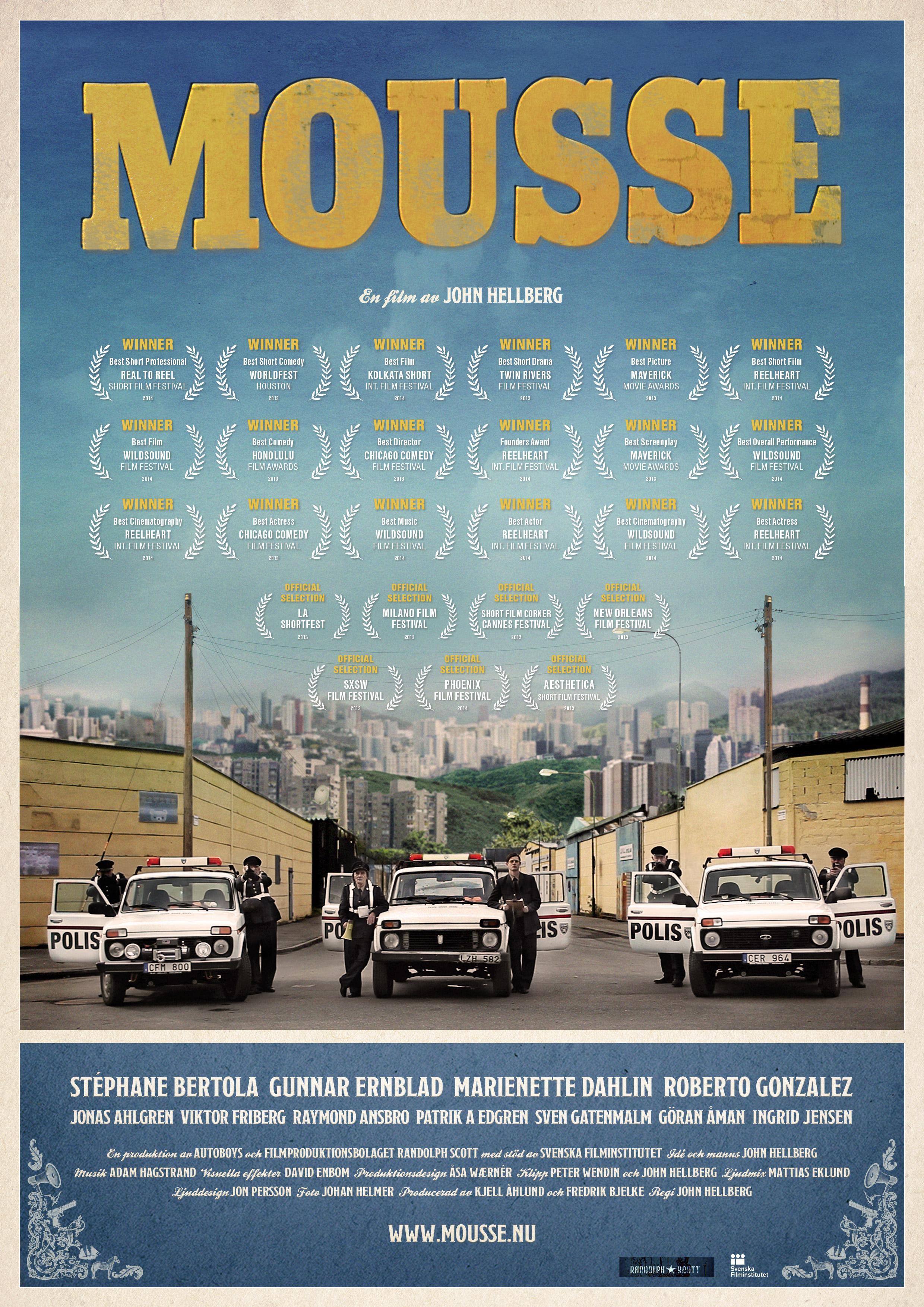 mousse-short-film