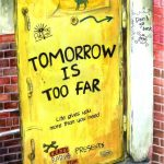 Tomorrow Is Too Far by JONGCHEON CHOI